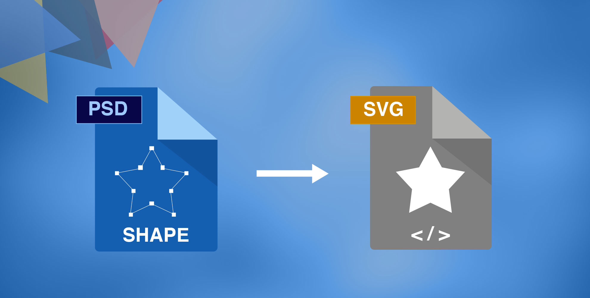 Free script: Export your layers from photoshop to SVG in a