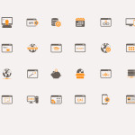 Free Development Icon Set