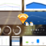Freebie: SimilarWeb Data Viz Elements (Sketch, SVG +EPS)