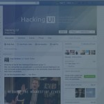 The all new Hacking UI facebook group