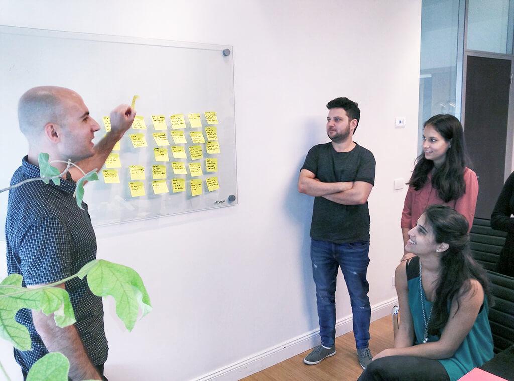 Nadav Rikover - Google Design Sprint - Understand