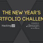 Join The New year's Portfolio challenge