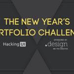 Join The New year's Portfolio challenge